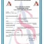 İlaçlama sertifikası 2