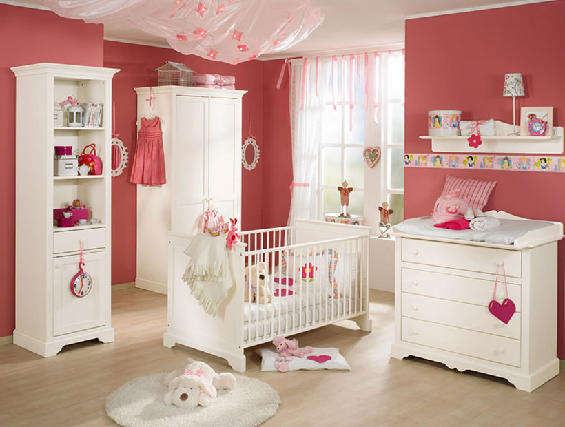 Contemporary-Baby-Bedding-For-Modern-Baby-Room-Theme-Designs-5
