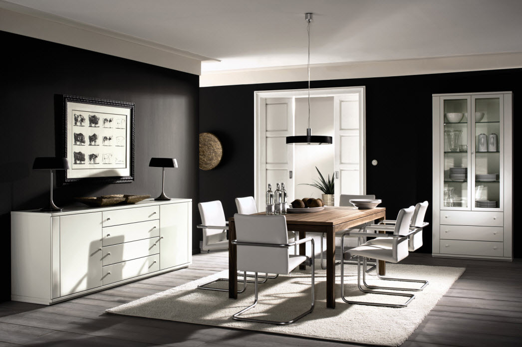 luxurious-dining-room-style-with-retro-ideas